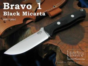 バークリバー ブラボー ブッシュクラフトナイフ 軍用ナイフ